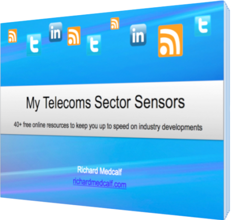 FREE ebook on telecoms information resources blogs and feeds