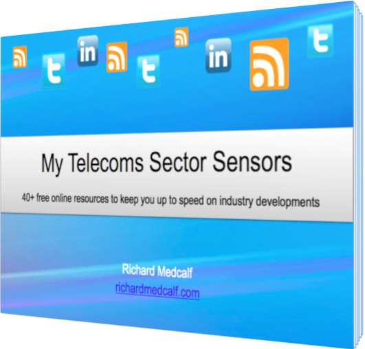 Telecoms Blogs and News - FREE eBook